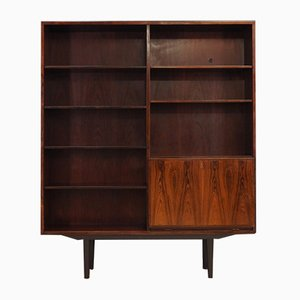 Vintage Rosewood Veneer Shelf from Omann Jun