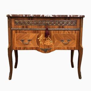 Vintage Biedermeier Style Dresser
