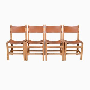 Mid-Century Dining Chairs by Regain, 1960s, Set of 4