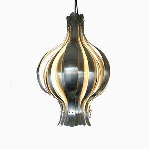 Deckenlampe von Verner Panton für Verpan, 1977