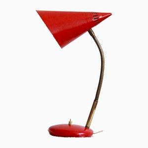Large Mid-Century Italian Table Lamp from Stilnovo, 1950s