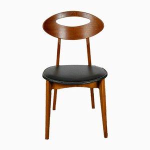 Mid-Century Scandinavian Side Chair, 1960s
