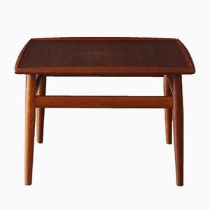 Tavolino da caffè di Grete Jalk per Glostrup, anni '70