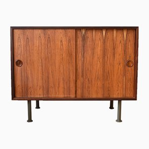 Mid-Century Danish Rosewood Cabinet by Kai Kristiansen for FM Møbler, 1960s