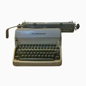 Mid-Century Model Rand Typewriter from Remington, 1950s