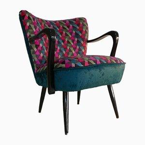 Club chair vintage, anni '50