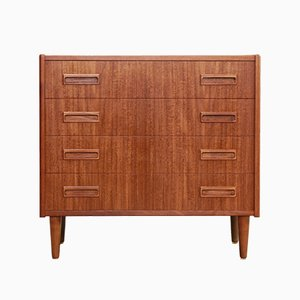 Danish Teak Chest from P. Westergaard Mobelfabrik., 1960s