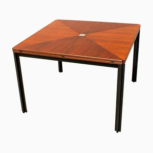 Rosewood T92 Dining Table by Eugenio Gerli for Tecno, 1960s