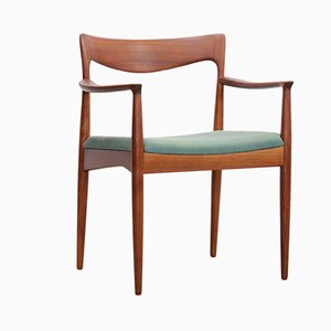 Teak Armchair by Arne Vodder for Vamø, 1960s