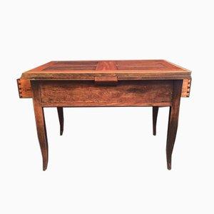 Antique Biedermeier Extendable Dining Table