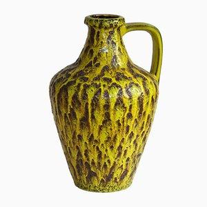 Vaso da terra Mid-Century di Bay Keramik, Germania, anni '70