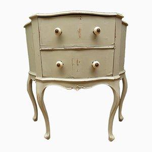 Antique French Serpentine Dresser