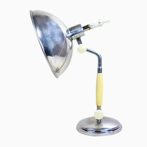 Industrial Oly Lux Table Lamp by Kurt Rosenthal, 1950s