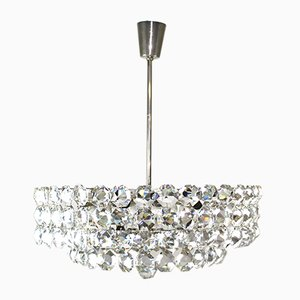 Crystal Chandelier from Bakalowits und Söhne, 1960s