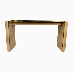 Console Table by Alain Delon for Maison Jansen, 1970s