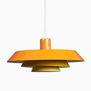 Pendant Lamp by Bent Karlby for Lyfa, 1968