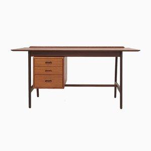 Schreibtisch aus Teak von Arne Vodder für Vamø, 1960er
