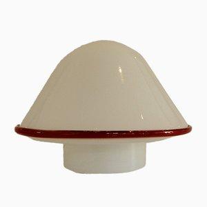 Tischlampe von Federico De Majo für Made Murano Glas, 1970er