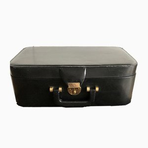 French Leather Beauty Case from Schilz, 1960s