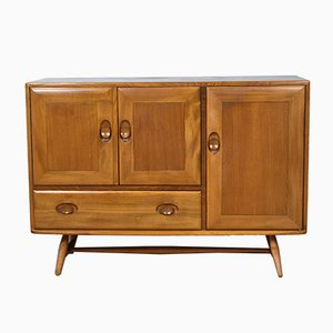 Elm Sideboard by Lucian Ercolani for Ercol, 1960s