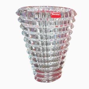 Französische Vintage Vase von Baccarat