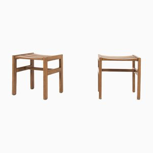 Mid-Century Stools by André Sornay, 1960s, Set of 2