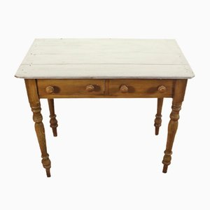 Antique Pine Desk, 1905