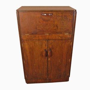 Walnut Cabinet, 1940s