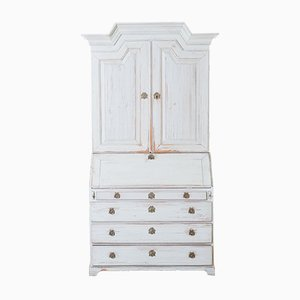 Antique Gustavian Secretaire