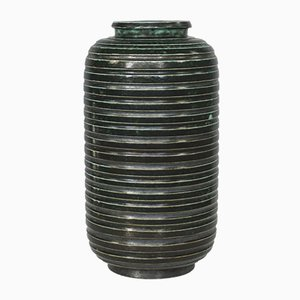 Mid-Century Argenta Vase by Wilhelm Kåge for Gustavsberg