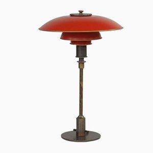 Lámpara de mesa vintage de Poul Henningsen para Louis Poulsen