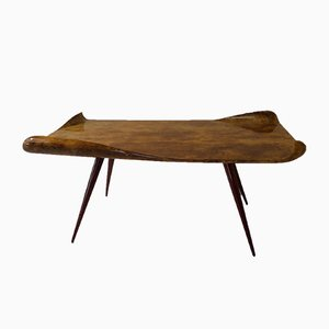 Coffee Table by Aldo Tura, 1950s
