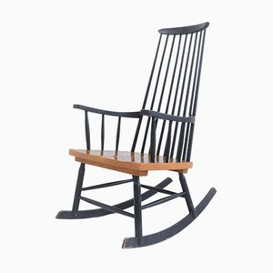 Rocking Chair by Ilmari Tapiovaara, 1960s