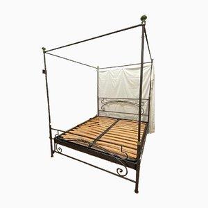 Sofá cama vintage de Lipparini, años 80