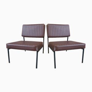 Modernist Lounge Chair from Matco, 1950s, Set of 2