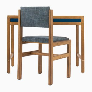 Mid-Century Schreibtisch & Stuhl von André Sornay, 1960er