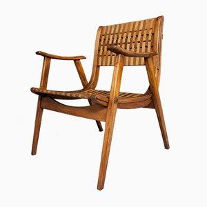 Armlehnstuhl von Erich Dieckmann für Gelenka, 1950er
