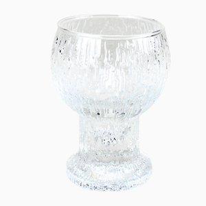 Finnisches Schnapsglas von Timo Sarpaneva für Iittala, 1970er