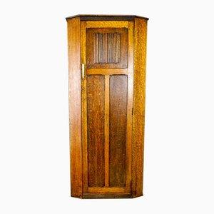 Mid-Century Oak Wardrobe