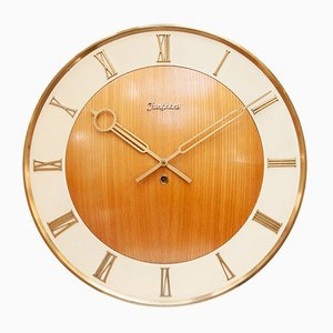 Art Deco Clock from Junghans, 1950s