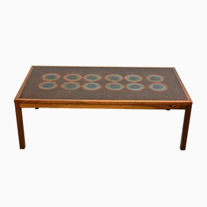Danish Coffee Table, 1970s