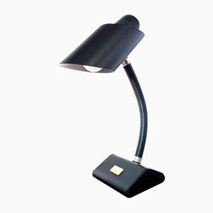 Postmoderne Tischlampe mit Schwanenhals, 1980er