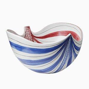 Vintage Schale aus Keramik von Stig Lindberg, 1930er