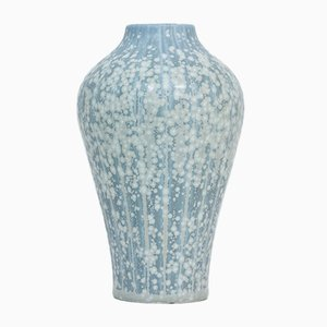 Swedish Ceramic Vase by Gunnar Nylund for Rörstrand, 1940s