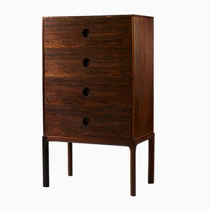 Model 385 Rosewood Dresser by Kai Kristiansen for Aksel Kjersgaard, 1960s