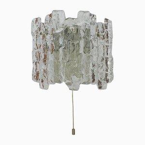 Lámpara de techo Mid-Century de J. T. Kalmar para Kalmar Franken KG