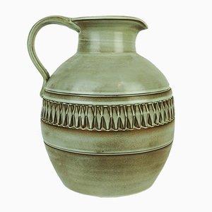 Jarra de cerámica de Huguette Bessone, años 50