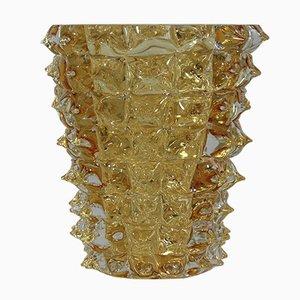 Murano Glass Vase, 1987