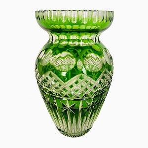 Antique Green Vase