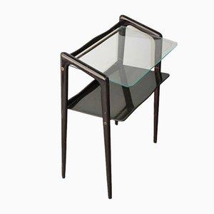 Tavolino da telefono Mid-Century di Ico & Luisa Parisi, anni '50